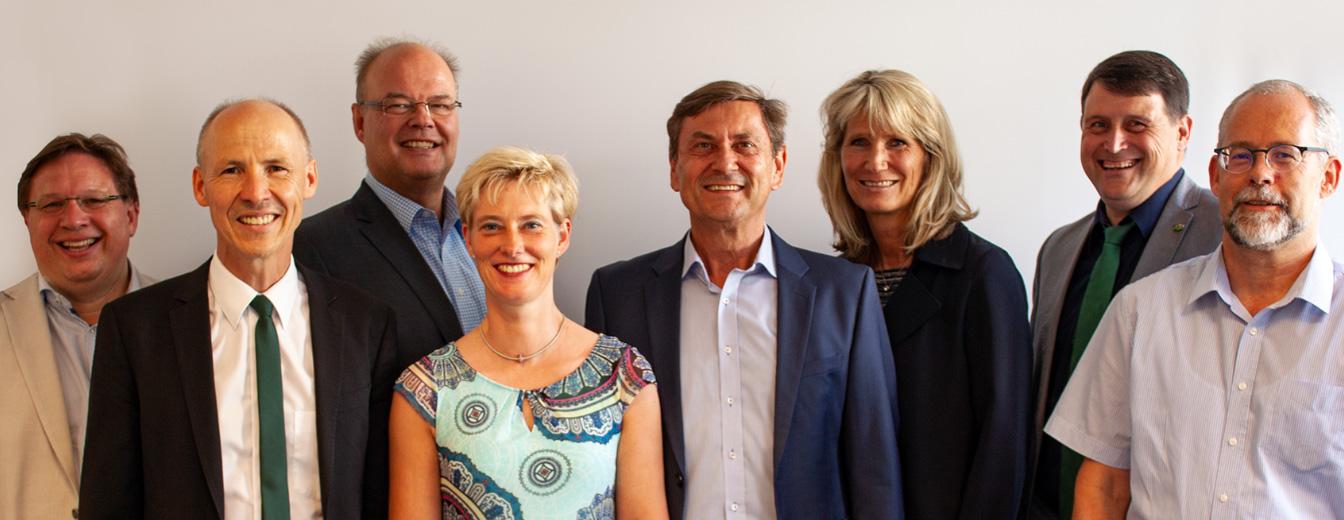 Präsidium des Nordrhein-Westfälischen Lehrerverbandes (NRWL)